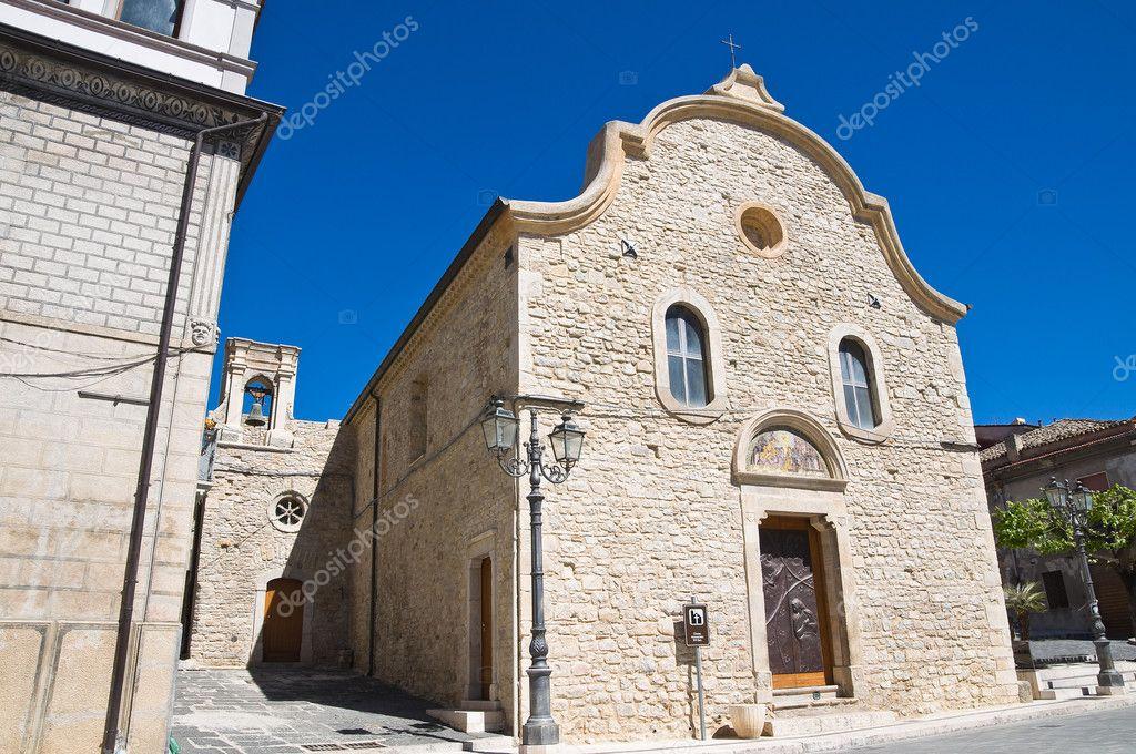 アヌンツィアータ教会。ピエトラ...