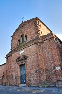 St. Rita Church. Ferrara. Emilia-Romagna. Italy.