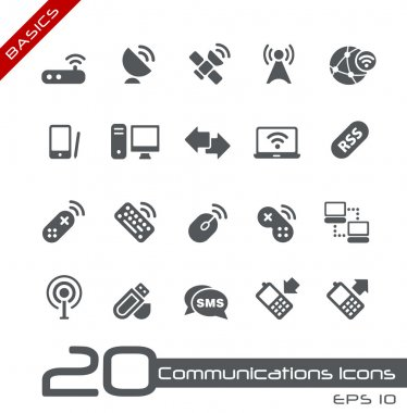 Wireless Communications // Basics