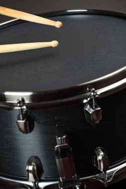 Wood snare drum