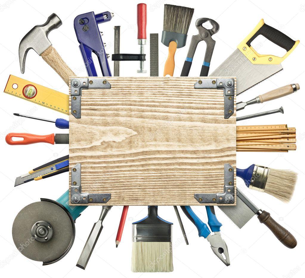 Carpentry background — Stock Photo © tuja66 #9096650