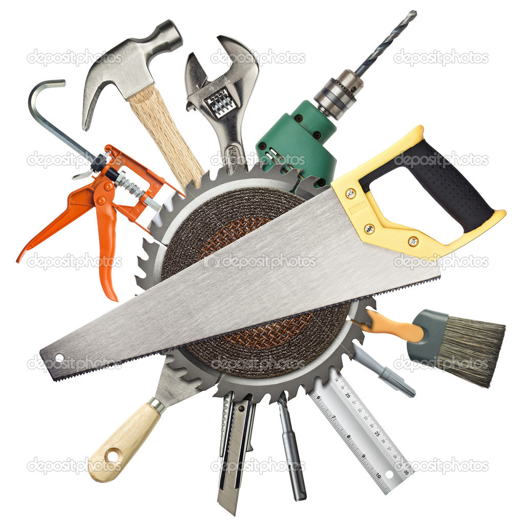 Construction tools stock photo tuja66 9849358 for Building design tool