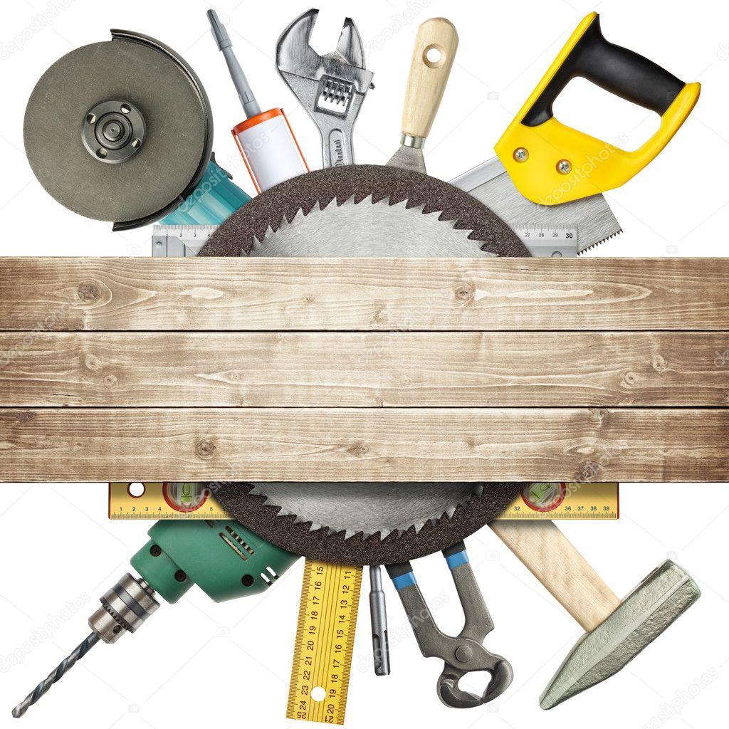Construction tools — Stock Photo © tuja66 #9849360