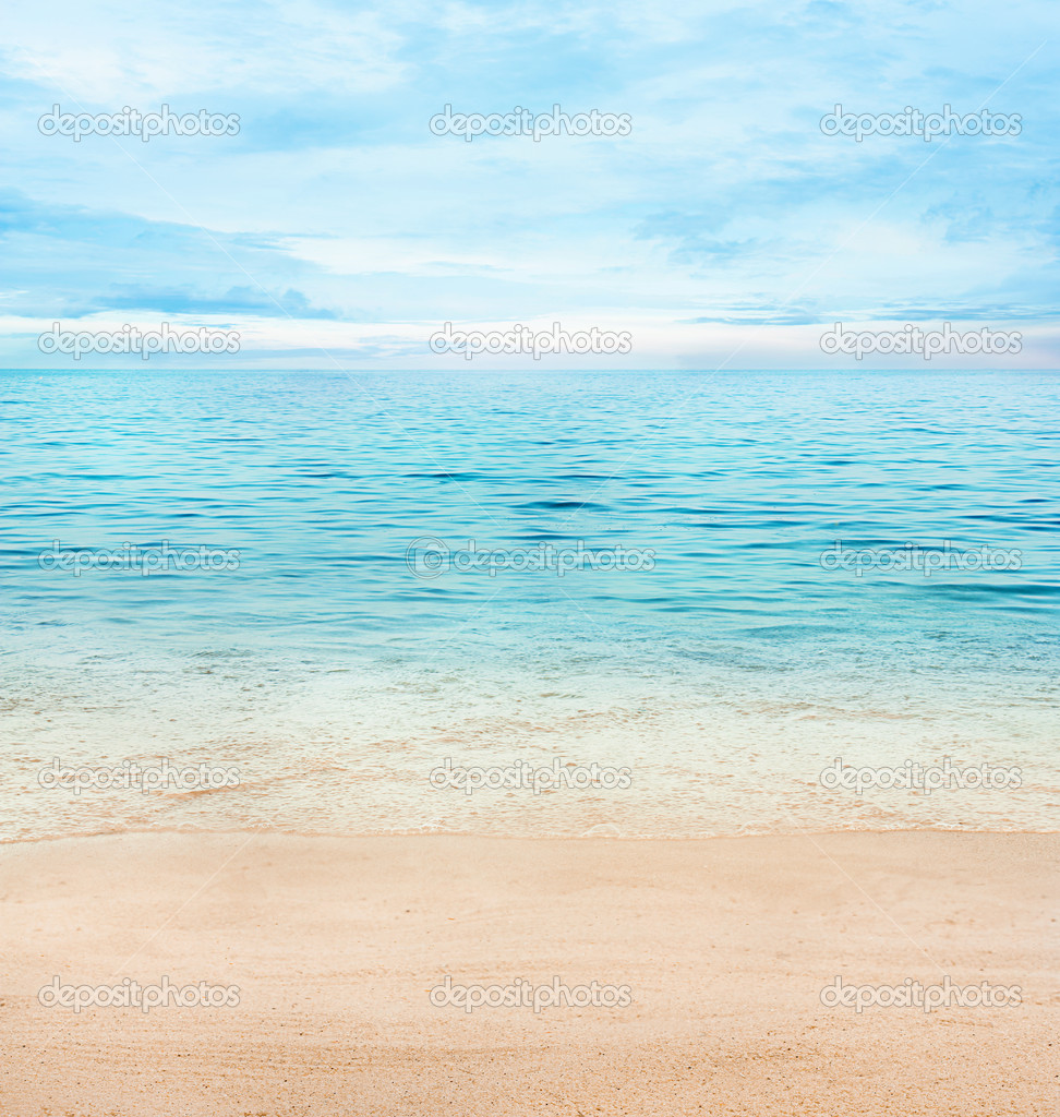 Фотообои Лето океан