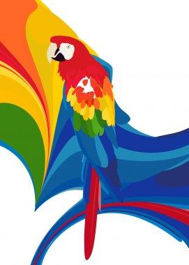 Parot Bird