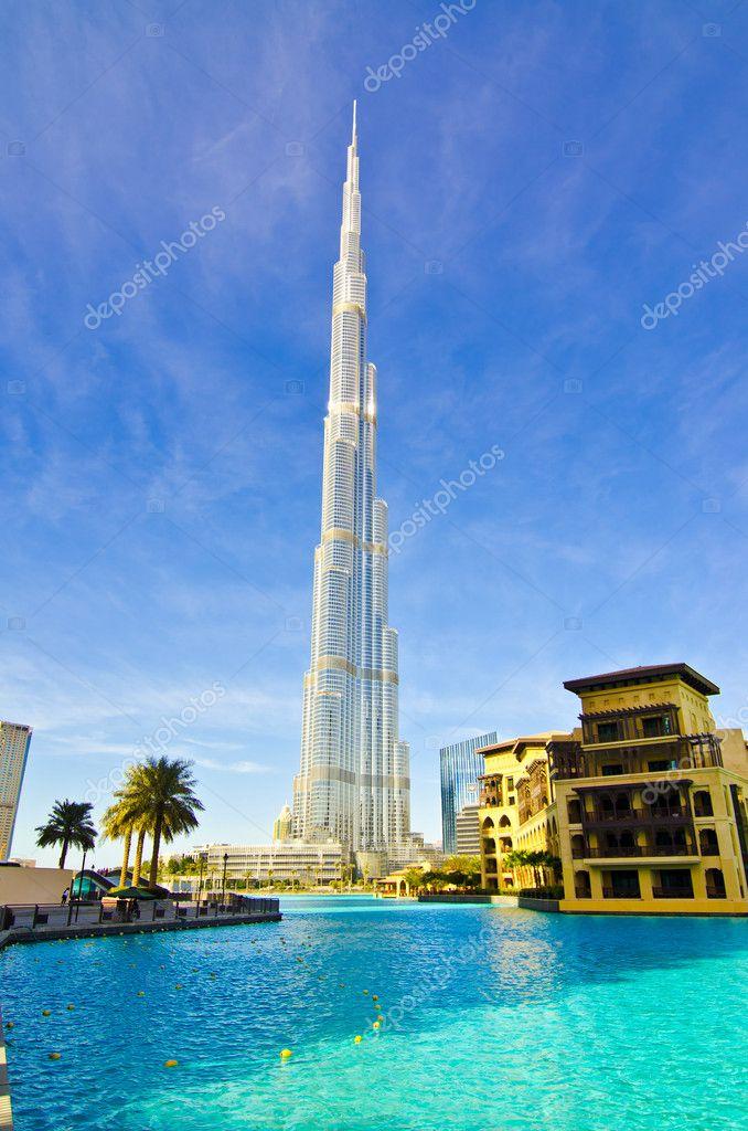 dubai emiratos rabes unidos de enero burj khalifa la torre ms alta del mundo downtown burj dubai de enero de en dubai emiratos rabes