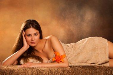 Pleasure in spa
