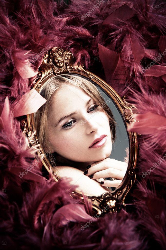 Beauty reflection