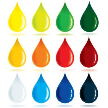 Paint Drops