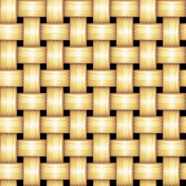 Vector Rattan Pattern