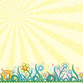 Fotografia cartone animato primavera