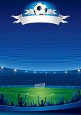 Fényképek labdarúgó-stadion