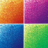 Fotografia sfondo colorato luminoso