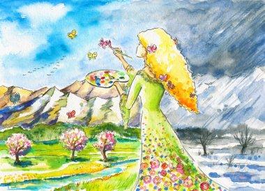 Mrs.Nature