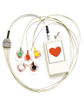 Holter monitor, diurnal rhythm ECG