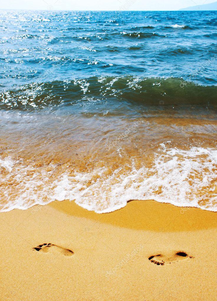 Фотообои Sea and sand