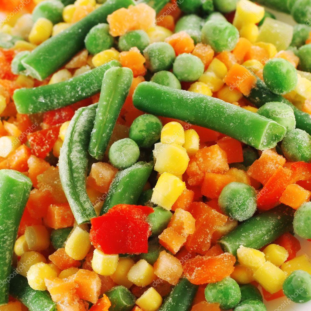 замороженные овощи с фото и названиями праздник украсят