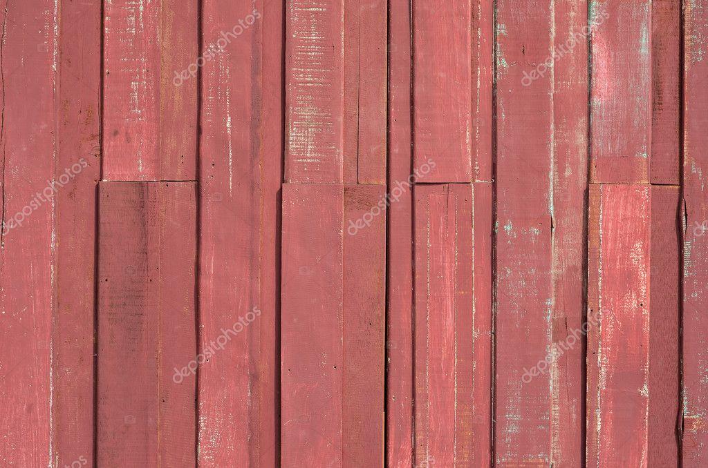 Beschaffenheit Der Wand Für Die Rote Farbe Streichen Plank Für Hintergrund  U2014 Foto Von Nuttakit
