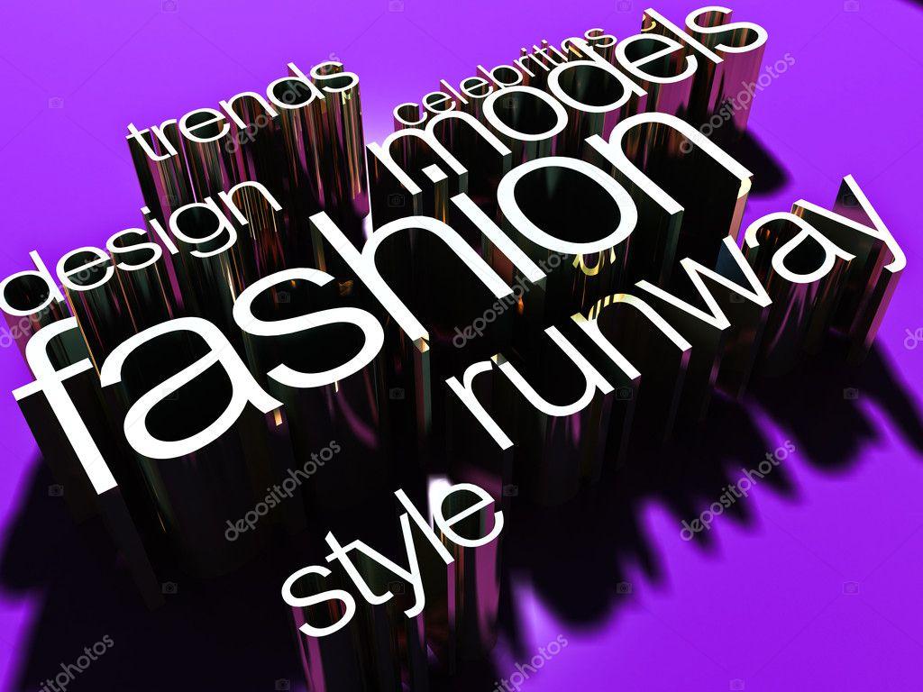 Fashion World Stock Photo