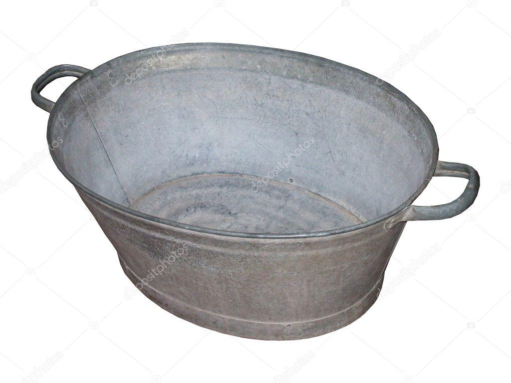 Vasca Da Bagno Zincata : Vasca da bagno di stagno u foto stock daseaford