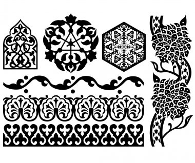 Islamic design elements
