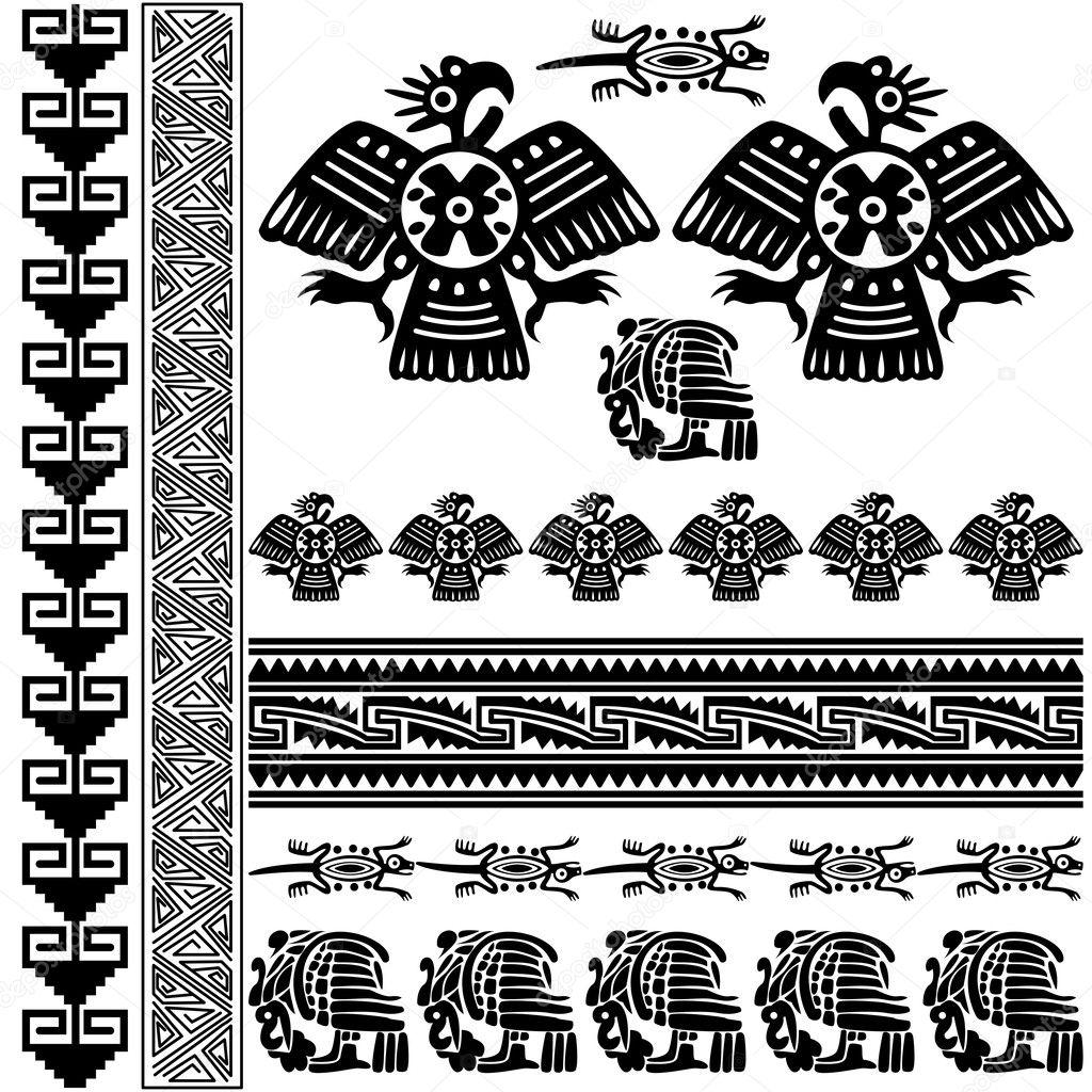 Ornaments of Ancient America