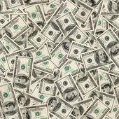 bezešvé pozadí dolarů