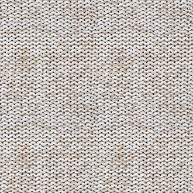 Seamless knitted texture. Can be used as background stock vector