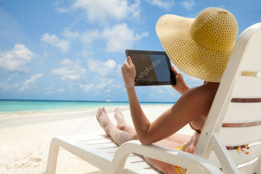 Tablet computer - nice to have thing on vacation