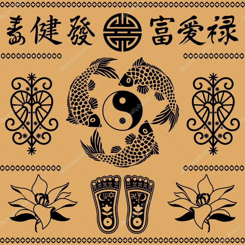 East feng shui elements