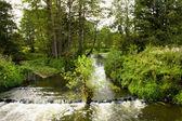 malá řeka
