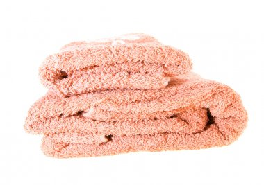 Towel (isolated)