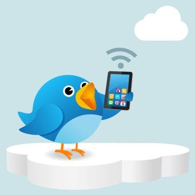 Cloud computing communication everywhere