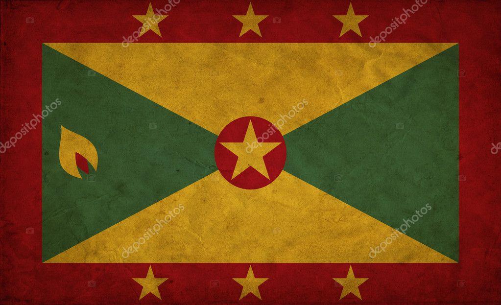 Fotos da bandeira de granada 18