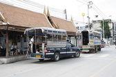 Öffentliche Verkehrsmittel in Thailand