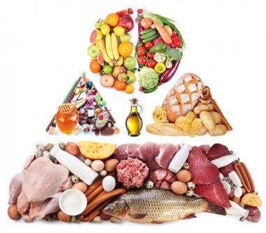 Products for a balanced diet