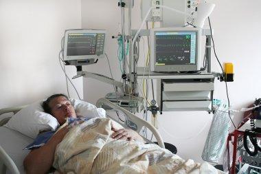 Cardiology patient