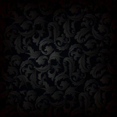 Dark retro wallpaper background