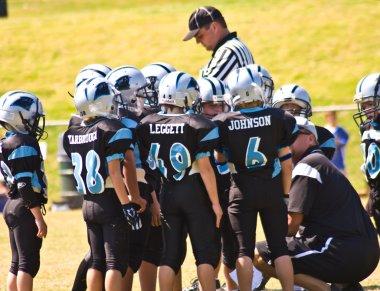 Coaching Little League Football