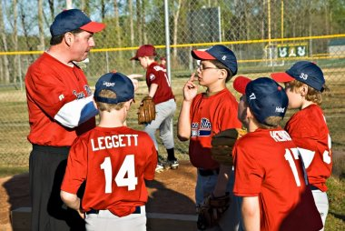 Coaching Youth League Baseball