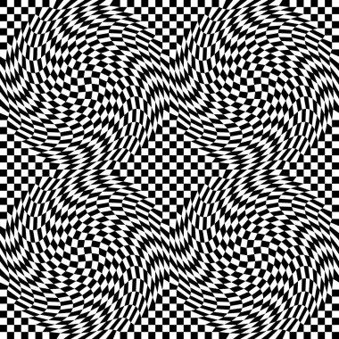 Checkerboard Warp