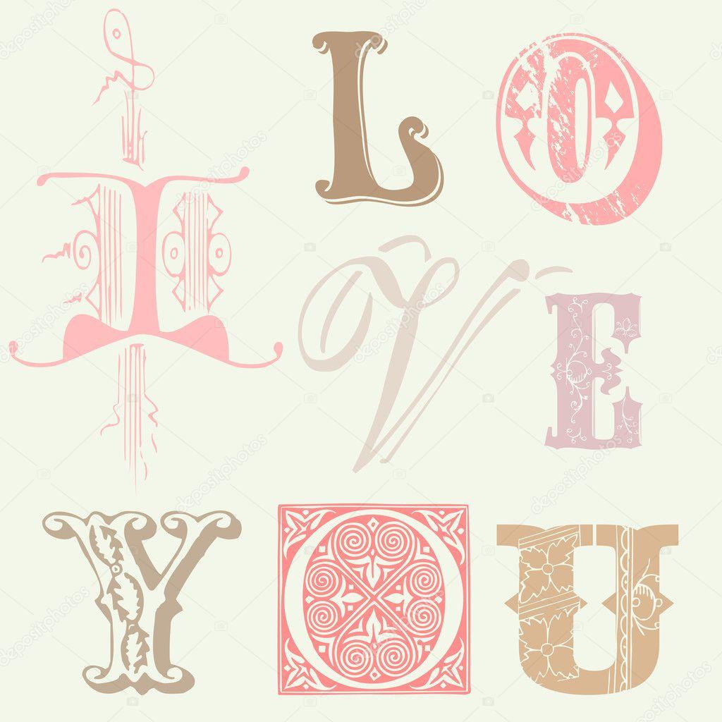 Lovingyou com i love you letters