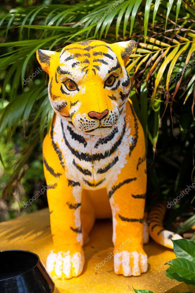 Tiger zodiac.