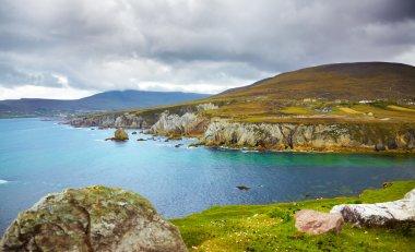 Coast of Achill Island