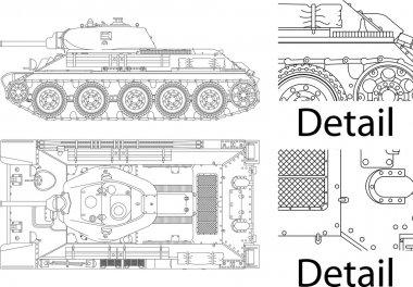 T34 Russian Tank
