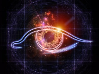 Eye of artificial intelligence