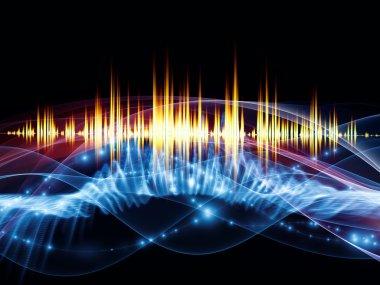 Music visualization