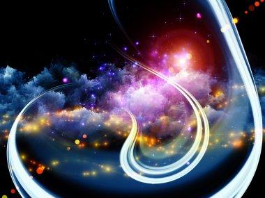 Nebulas of color