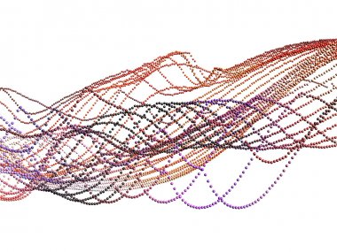 Three Dimensional Data Visualization Abstract