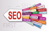 Fotografie SEO - search optimization concept
